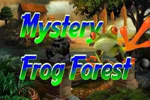 Ena Mystery Frog Forest