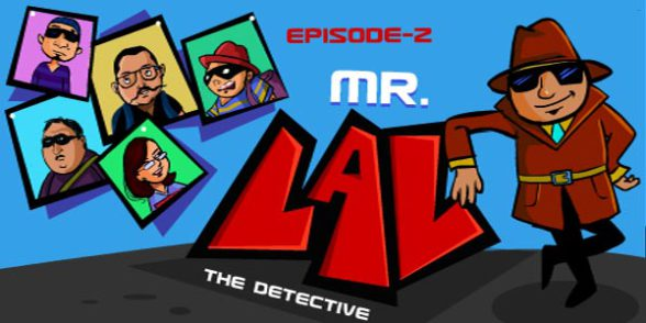 Ena Mr Lal The Detective 2