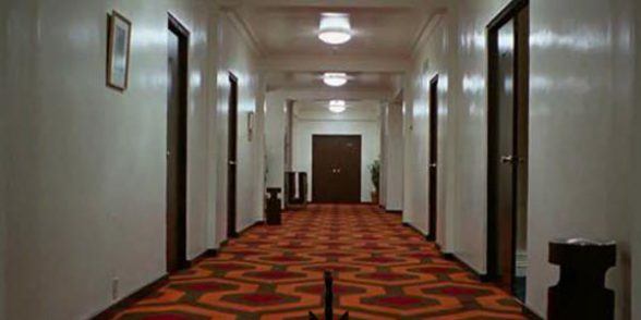 The Overlook Hotel Escape