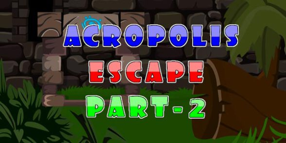 Ajaz Acropolis Escape 2
