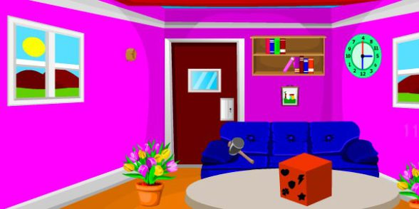 Ajaz Escape from the Love Room - Free Room Escape Games