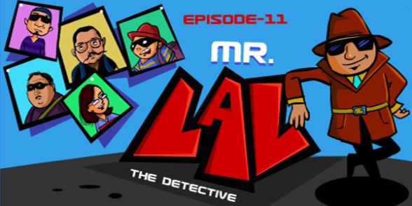 Ena Mr. Lal The Detective 11