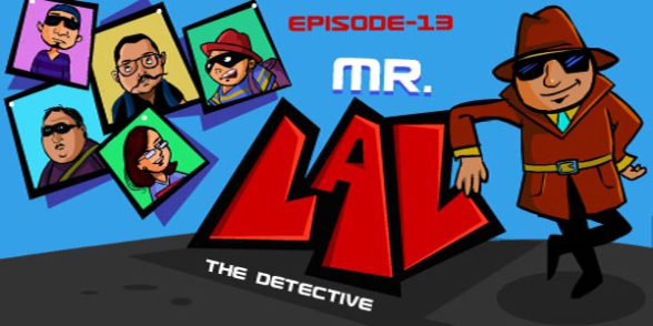 Ena Mr. Lal The Detective 13