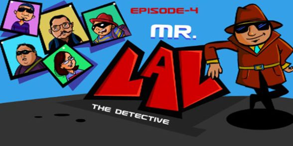 Ena Mr. Lal The Detective 4