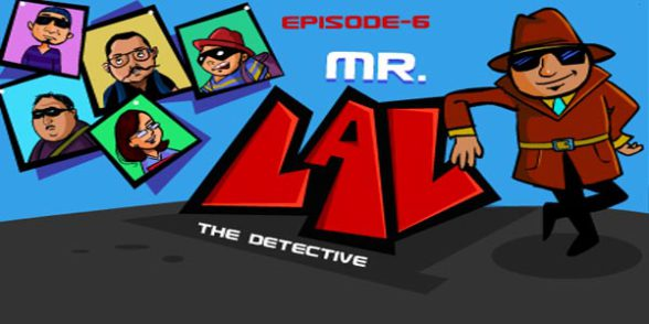 Ena Mr. Lal The Detective 6