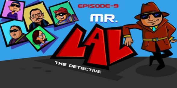 Ena Mr. Lal The Detective 9