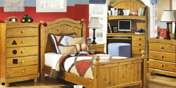 Knf Wooden Living Room Escape