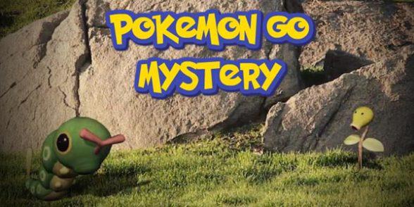Pokemon Go Mystery