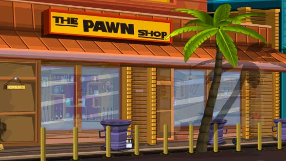 Ena Pawn Shop Free Room Escape Games