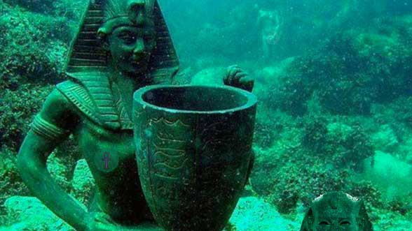 Wow Egyptian Underwater World Escape