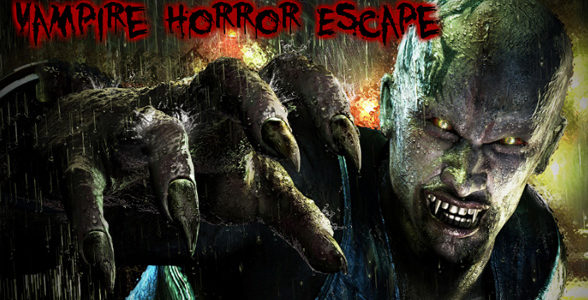 Vampire Horror Escape