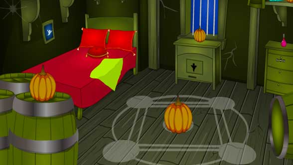 Toll Great Halloween Room Escape