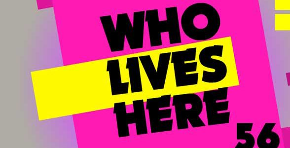 Who Lives Here 56