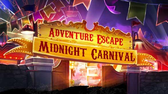 Adventure Escape: Midnight Carnival