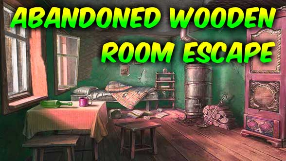 Avm Abandoned Wooden Room Escape