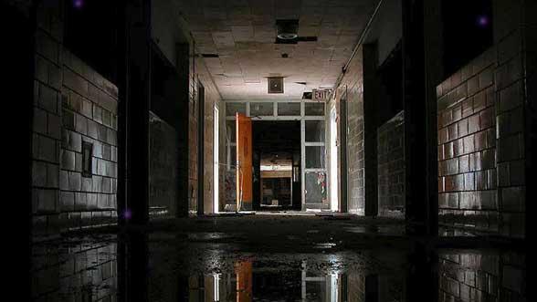 Black Ridge Asylum Escape