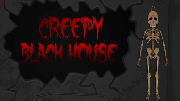 Creepy Black House