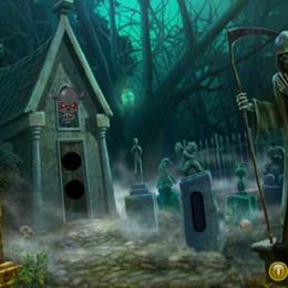 Escape From Graveyard