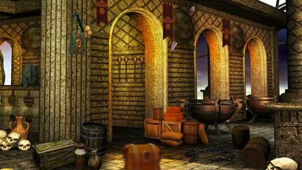 Escape Game: Medieval Palace Escape
