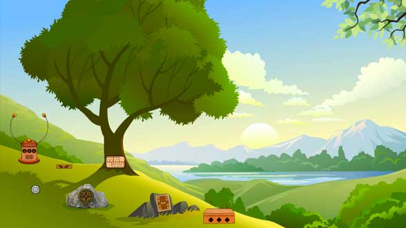 Meena Jungle Forest Escape 2