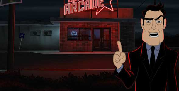 The Shadow Realms Arcade