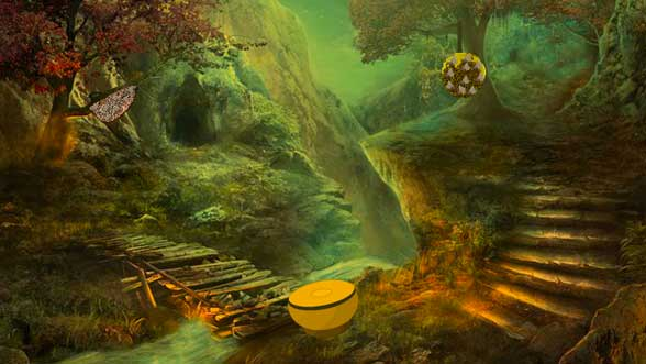 Wow Honey Bees Forest Escape