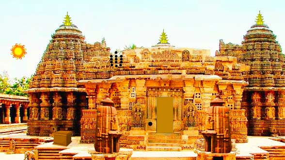 Ajaz Escape Tamilnadu Temple