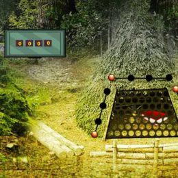 8b Bee Forest Escape