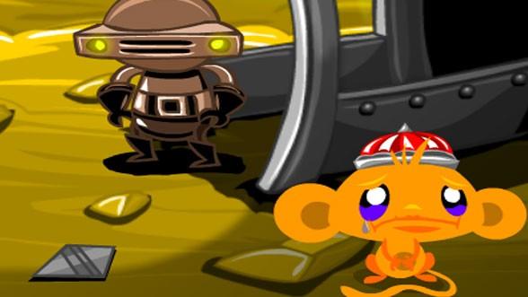 Monkey Go Happy: Planet Escape