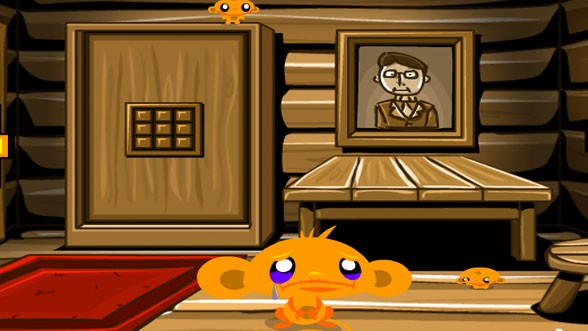 Monkey Go Happy: Cabin Escape