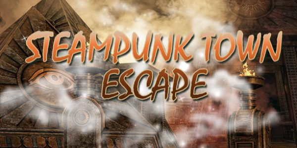 Steampunk Town Escape
