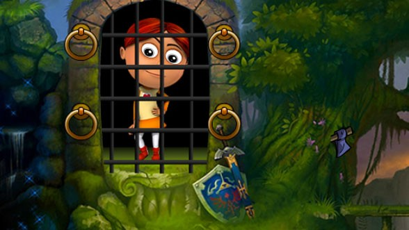 Play Kidnapped Cute School Girl Rescue Escape The Best