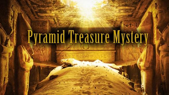 Pyramid Treasure Mystery