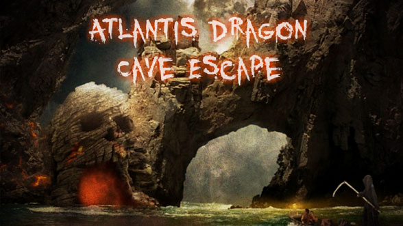 Atlantis Dragon Cave Escape