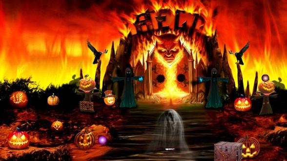 Halloween Hell Escape