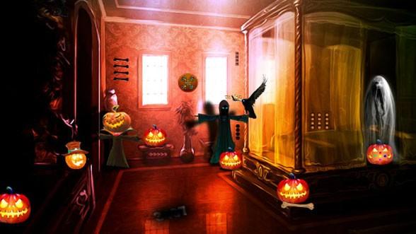 Halloween Place Escape