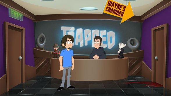 Trapped: Wayne's Chamber