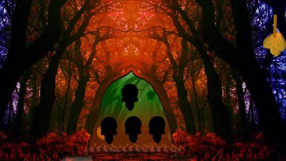 Wow Halloween Centerpieces Escape