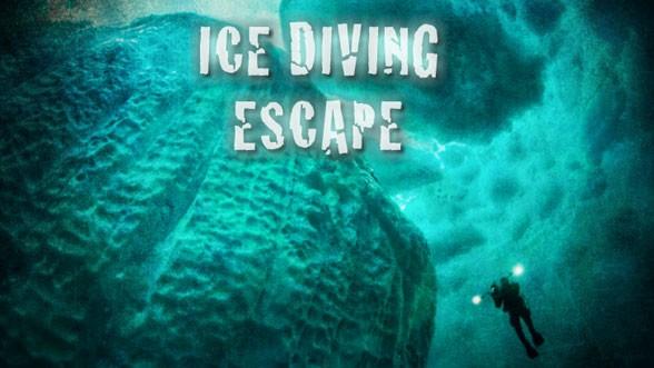 Ice Diving Escape