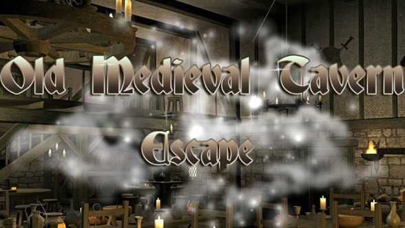 Old Medieval Tavern Escape