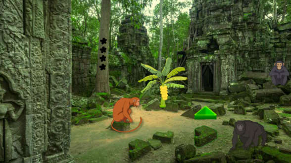 Wow Abandoned Monkey Temple Escape