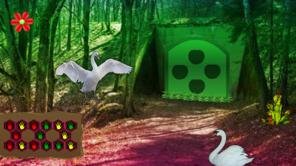 Escape from Swan Forest