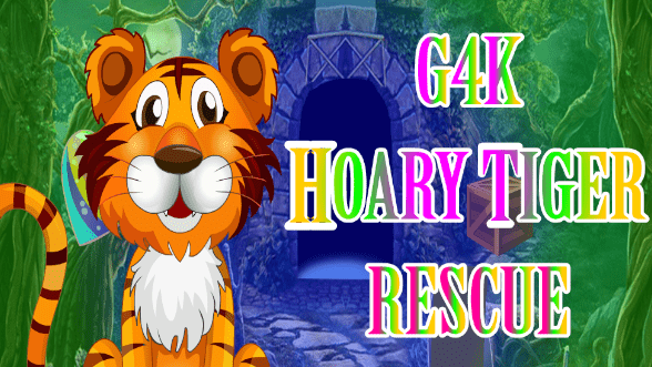 G4K Hoary Tiger Rescue
