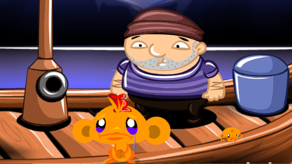 Monkey Go Happy: Stage 237