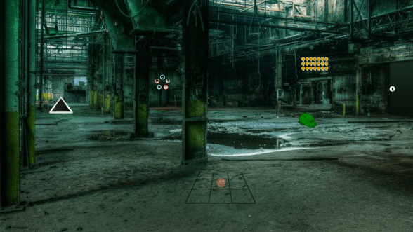 BEG Big Abandoned Factory Escape
