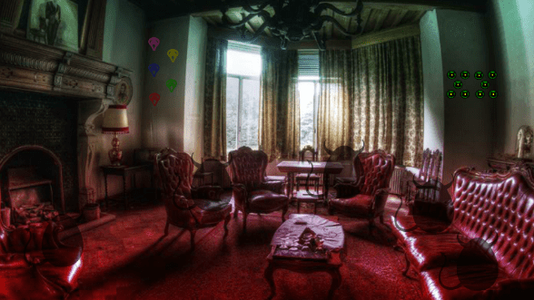 G2R Scarlet Vampire House Escape