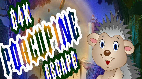 G4K Porcupine Escape Game