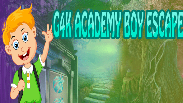 G4K Academy Boy Escape Game