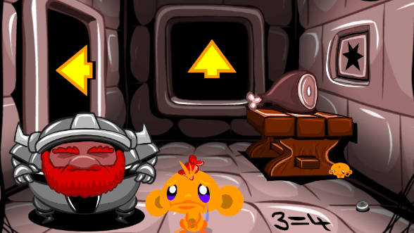 Stage 287 Dungeon Escape