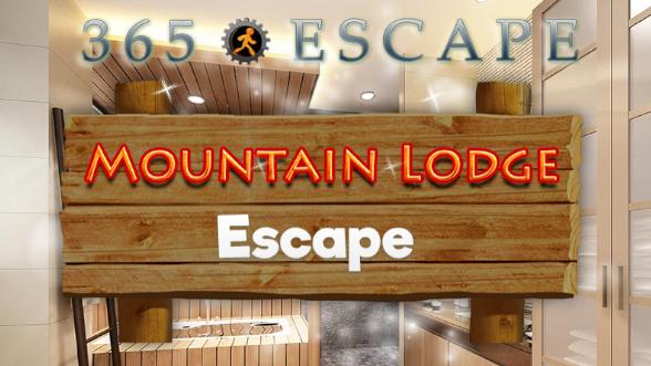 365 Mountain Lodge Escape